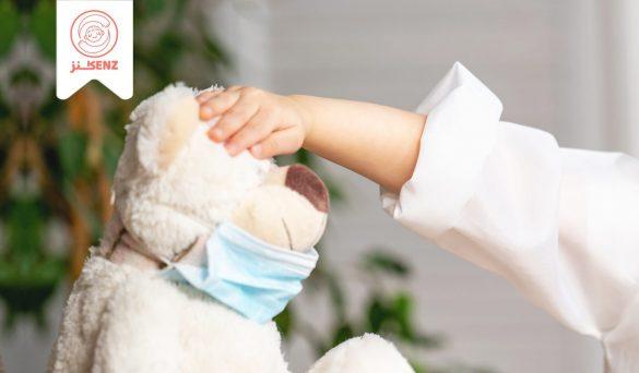 اعطاء الطفل الدواء