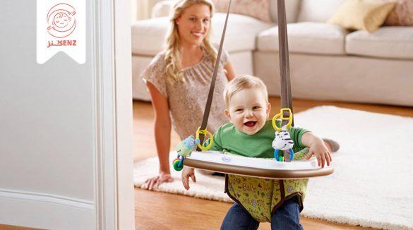 كرسي قفز الاطفال