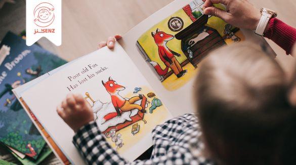 مشكلات رسوم قصص الأطفال
