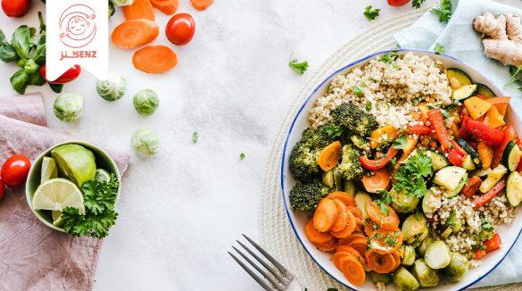 وصفات صحية للعشاء