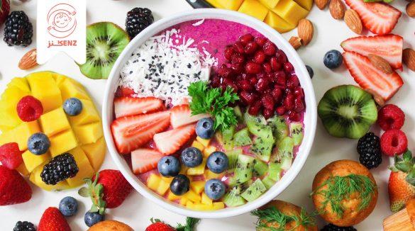 حلويات صحية لطفلك