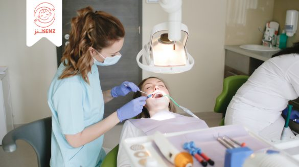 العناية بالأسنان خلال الحمل