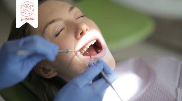 صحة الأسنان والرضاعة الطبعية