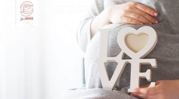 تغير دماغ الأم الحامل
