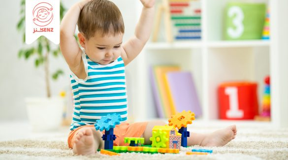 مراحل نمو دماغ الطفل