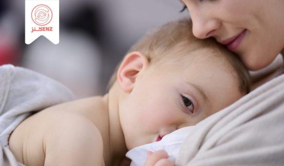 وضعيات الرضاعة الطبيعية